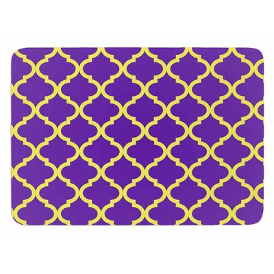 Culture Shock by Matt Eklund Bath Mat