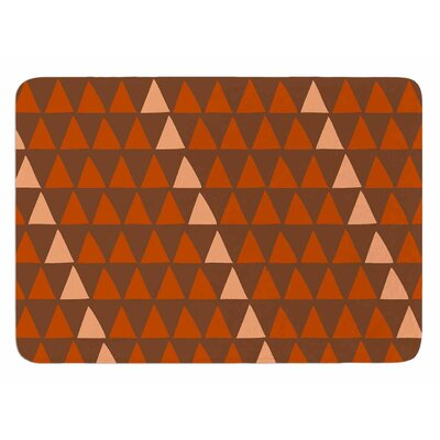 Overload Autumn by Matt Eklund Bath Mat