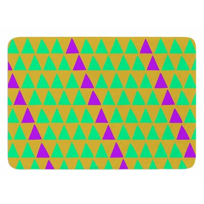 Fiesta by Matt Eklund Bath Mat