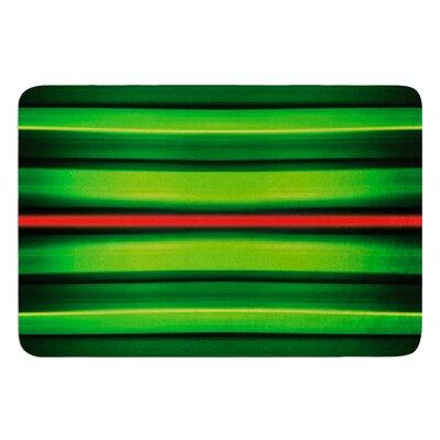 Stripes by Matthias Hennig Bath Mat
