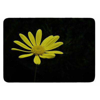 Pedal Daisy by Nick Nareshni Bath Mat
