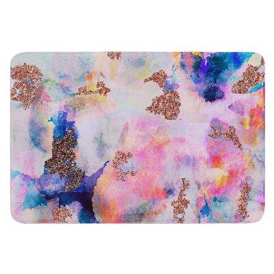 Sparkle Mist by Nikki Strange Bath Mat