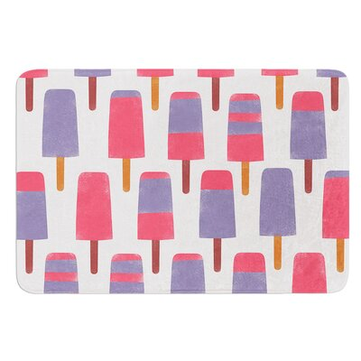Pop by Alik Arzoumanian Bath Mat Size: 17W x 24L