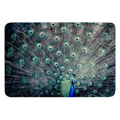 Majestic by Ann Barnes Bath Mat Size: 17W x 24L