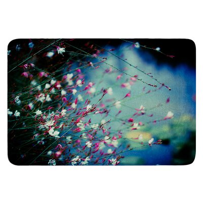 Monets Dream by Ann Barnes Bath Mat Size: 24 W x 36 L