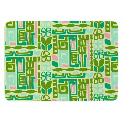 Maze by Amy Reber Bath Mat