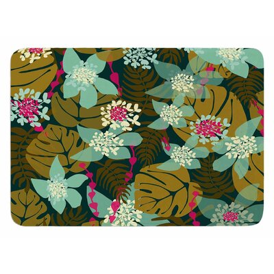 Tropical by Amy Reber Bath Mat