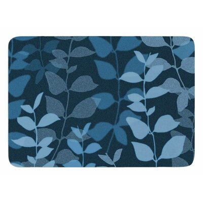 Leaves Of Dreams by Carolyn Greifeld Bath Mat