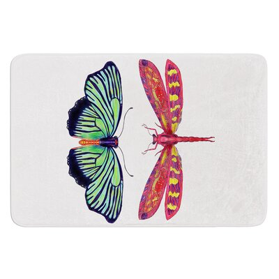 Haland by Catherine Holcombe Bath Mat Size: 24 W x 36 L