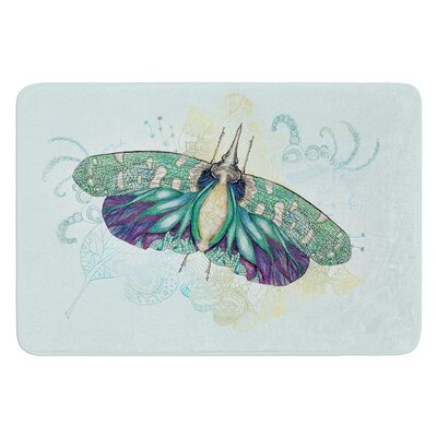 Deco by Catherine Holcombe Bath Mat Size: 17W x 24 L