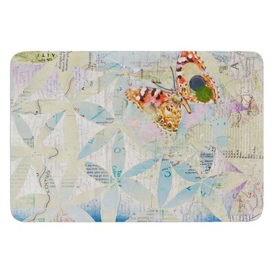 Miraculous Recovery by Catherine Holcombe Bath Mat Size: 17W x 24 L
