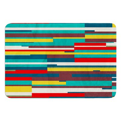 Blowmind by Danny Ivan Bath Mat Size: 24 W x 36 L