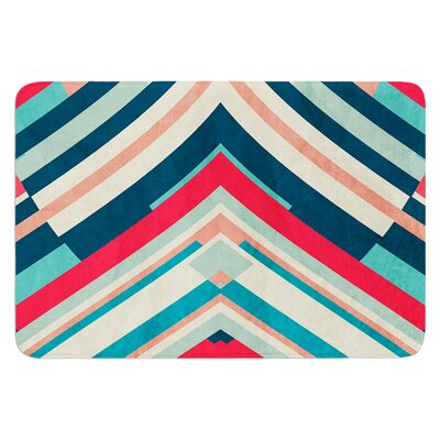 Goodnight Nobody by Danny Ivan Bath Mat Size: 17W x 24L