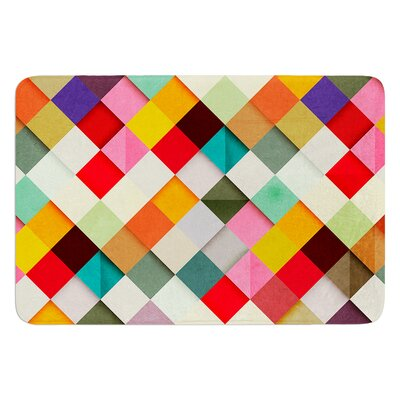 Pass This On by Danny Ivan Bath Mat Size: 24 W x 36 L