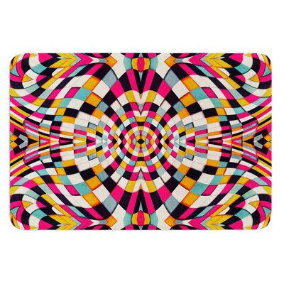 Rebel Ya by Danny Ivan Bath Mat Size: 24 W x 36 L