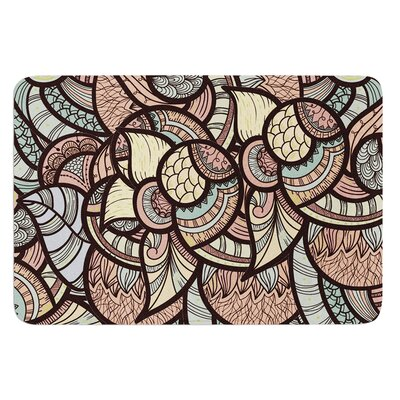 Wild Run by Danny Ivan Bath Mat Size: 24 W x 36 L