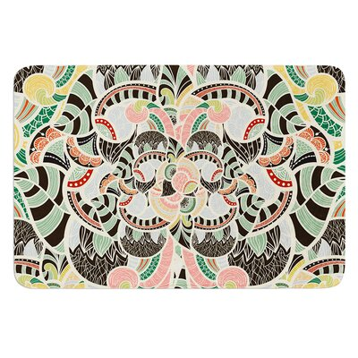 Too Much by Danny Ivan Bath Mat Size: 24 W x 36 L