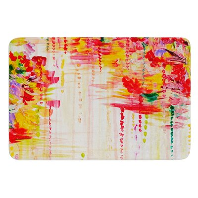 Stormy Moods by Ebi Emporium Bath Mat Size: 24 W x 36 L
