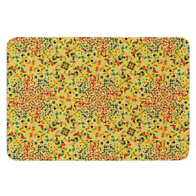 Swept Away II by Ebi Emporium Bath Mat Size: 17 W x 24 L