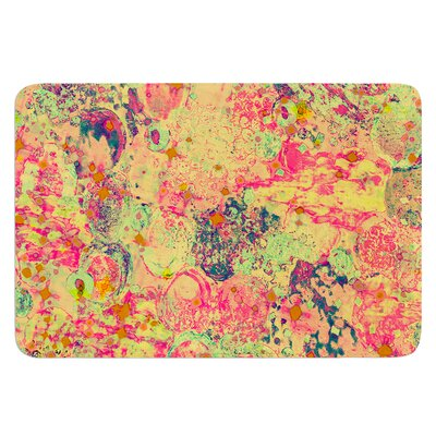Time For Bubbly by Ebi Emporium Bath Mat Size: 24 W x 36 L