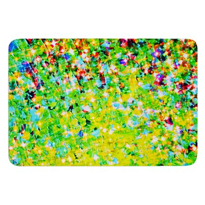 Holiday Cheer by Ebi Emporium Bath Mat Size: 17 W x 24 L