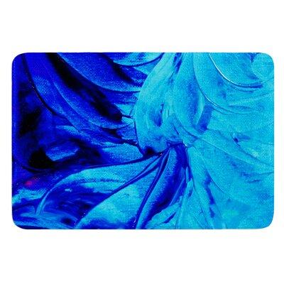 Petal Pinwheels by Ebi Emporium Bath Mat Size: 17 W x 24 L