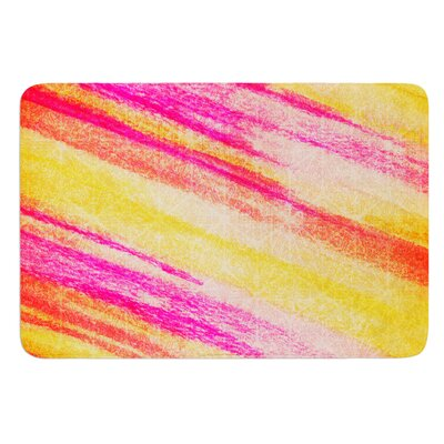 All That Jazz by Ebi Emporium Bath Mat Size: 17 W x 24 L