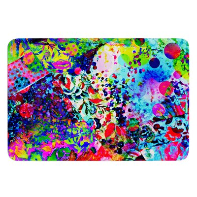 Jungle Fever by Ebi Emporium Bath Mat Size: 24 W x 36 L
