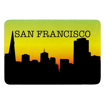 San Francisco Bath Mat