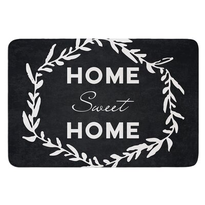 Home Sweet Home Bath Mat