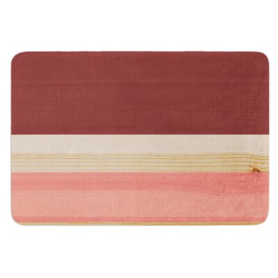 Marsala Strawberry Bath Mat