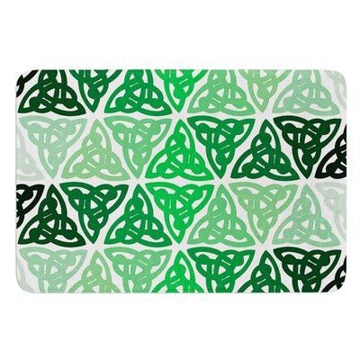 Celtic Knot Bath Mat