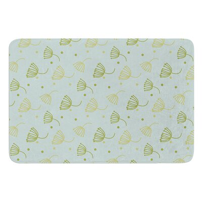 Floating Dandelion Original Bath Mat