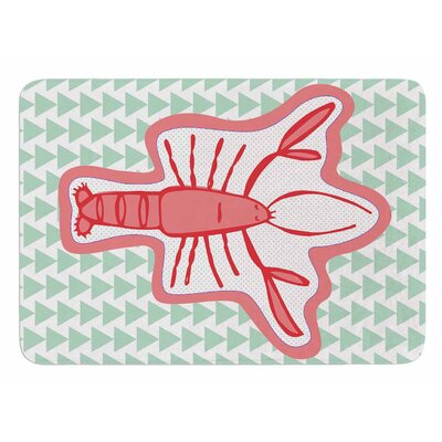 Langosta by MaJoBV Bath Mat