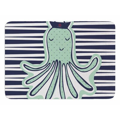 Pulpo by MaJoBV Bath Mat