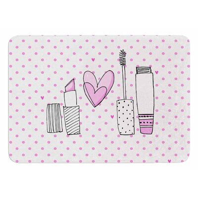 Girls Luv by MaJoBV Bath Mat
