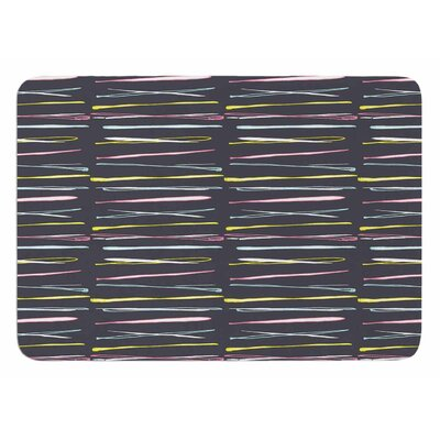 Rosewall Thorns by MaJoBV Bath Mat