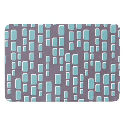 Cubic Geek Chic by Michelle Drew Bath Mat