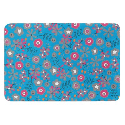 Meadow by Michelle Drew Bath Mat