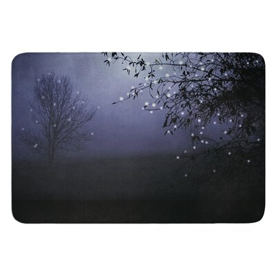 Song of the Nightbird by Monika Strigel Bath Mat