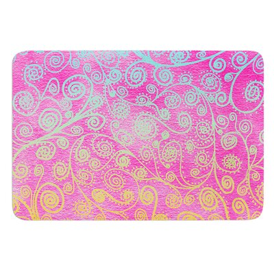 Get Lucky by Monika Strigel Bath Mat