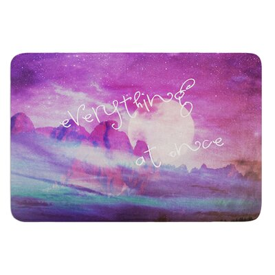 Everything at Once by Monika Strigel Bath Mat
