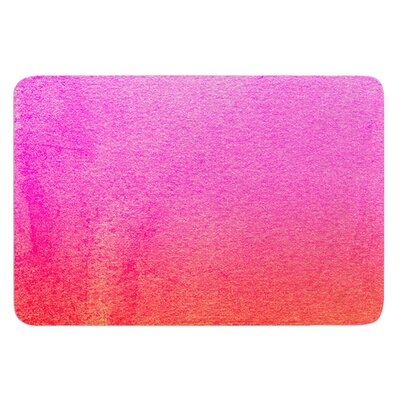Fruit Punch by Monika Strigel Bath Mat
