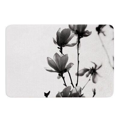 Mulan Magnolia by Monika Strigel Bath Mat