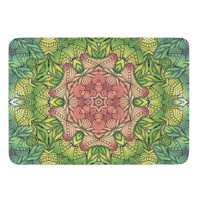 Celtic Flower by Art Love Passion Bath Mat