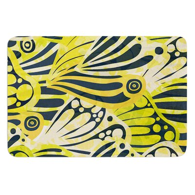Papalote by Anchobee Bath Mat Size: 17W x 24L