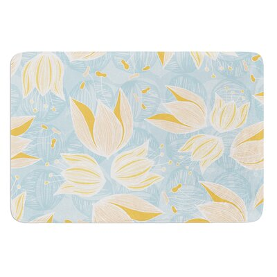 Giallo by Anchobee Bath Mat Size: 17W x 24L