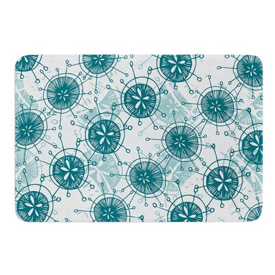 Satellite by Anchobee Bath Mat Size: 24 W x 36 L