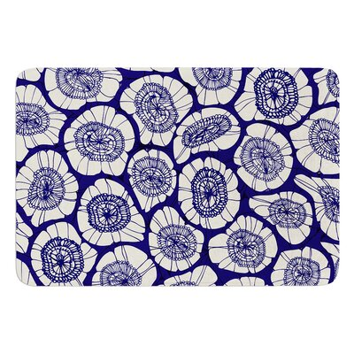 Bahar by Anchobee Bath Mat Size: 17W x 24L