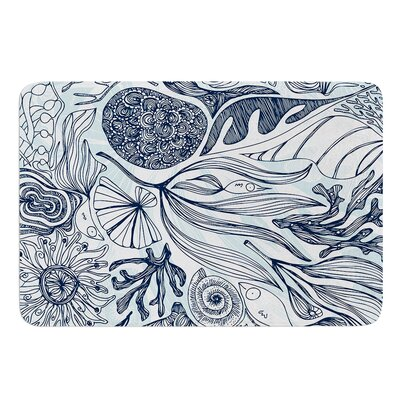 Marina by Anchobee Bath Mat Size: 24 W x 36 L